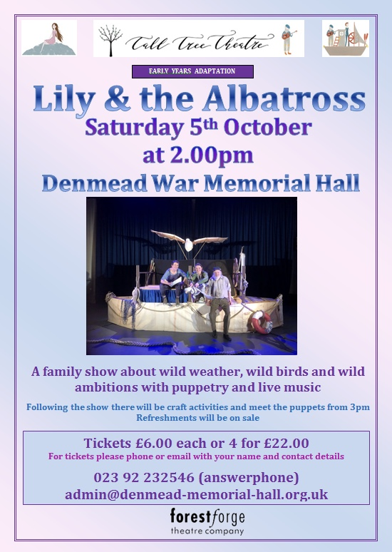 Lily and the Albatros poster